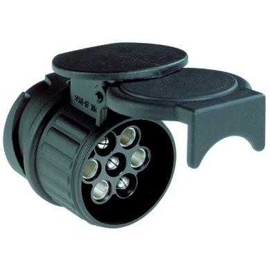 Adapter P 50 / 13- auf 7-polig