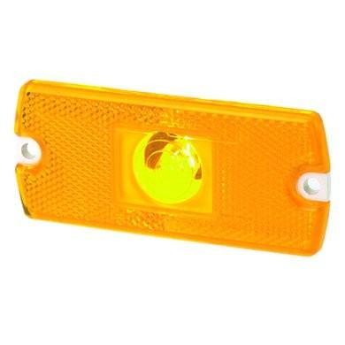 Seitenmarkierungsleuchte P200 mit abgewinkelter Lampenfassung