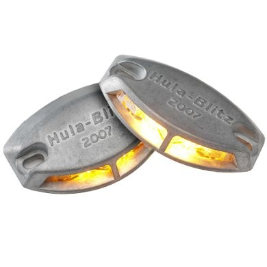 Hula Blitz 2007 - 2x Power LED - 12-24 V